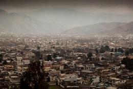 Valley of Abbottabad, Pakistan