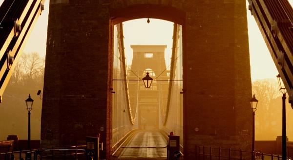 Clifton Suspension Bridge by jon_gopsill