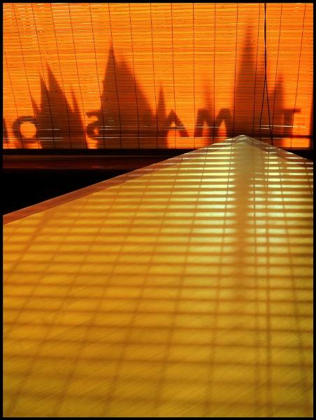 Three aliens walk into a bar...no that\'s not quite. by Aldo Panzieri