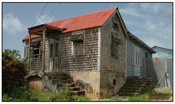 Bajan House by IainHamer