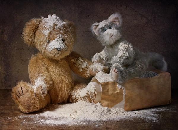Flour by cattyal