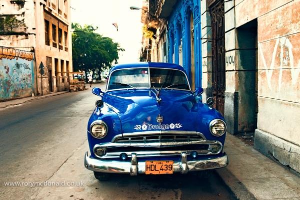 Havana Dodge by Rorymac