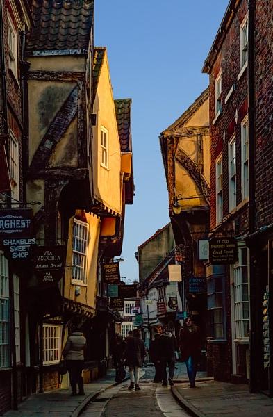 York Shambles by xwang