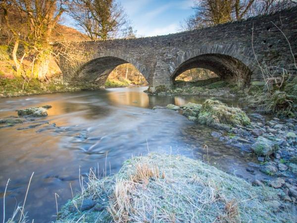 Brathay Bridge by robs