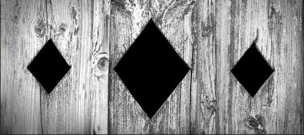 Three of Diamonds by JawDborn