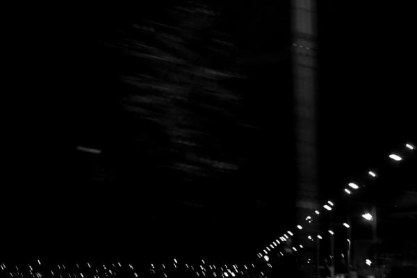 Night in Salonica - blurry by derrymaine