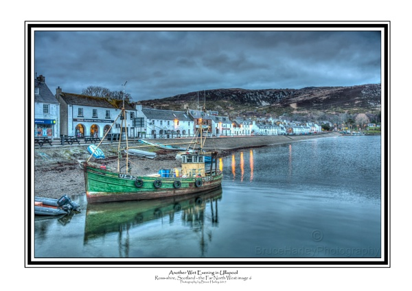 Another Wet Evening in Ullapool - the Far North West image 6 by MunroWalker