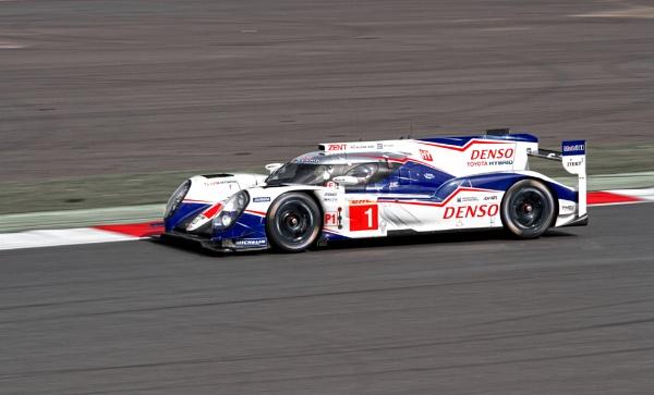 Toyota LMP 1 at Silverstone WEC by lawbert