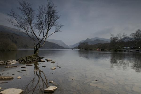 Llyn Padarn, Llanberis by DilysT