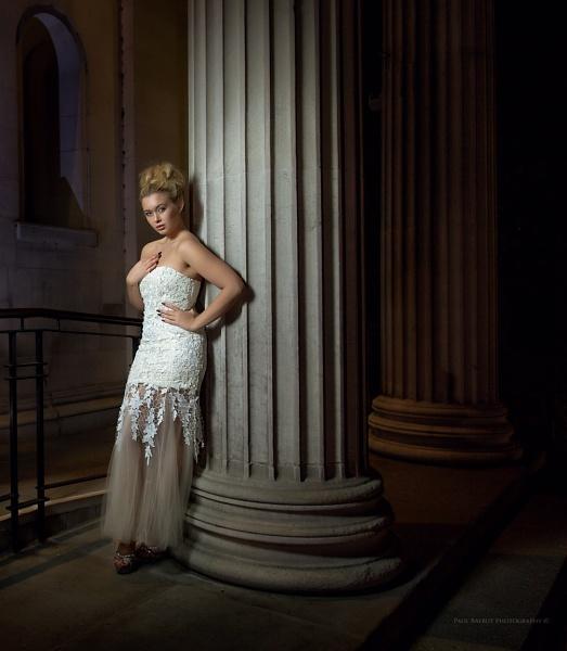 Bridal Pillars by paulbaybutphotography