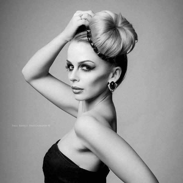 Rachel Mono by paulbaybutphotography