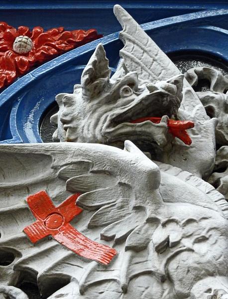 Iron Dragon by Philip_H