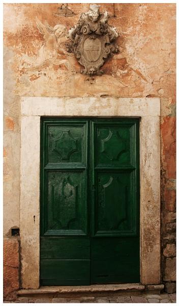 Doorway in Kotor, Montenegro by TT999