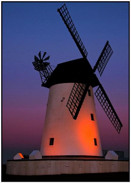 Lytham Windmill by Twister