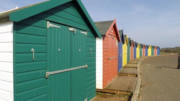 Beach Huts by paulb2433