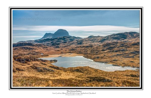 The Unique Suilven - the Far North West image 11 by MunroWalker