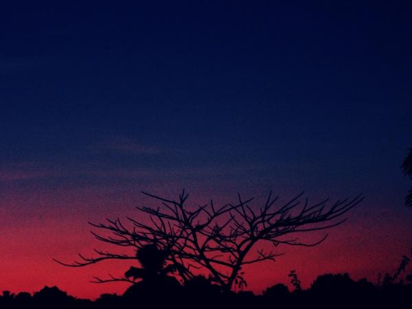 Red Eve by ArunSiva