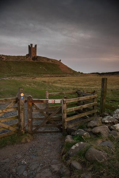 Dunstanburgh Castle by StuartAt