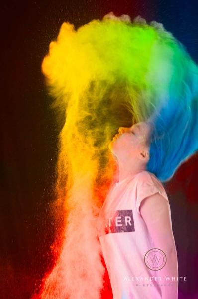 Colour Run by xanderwhite