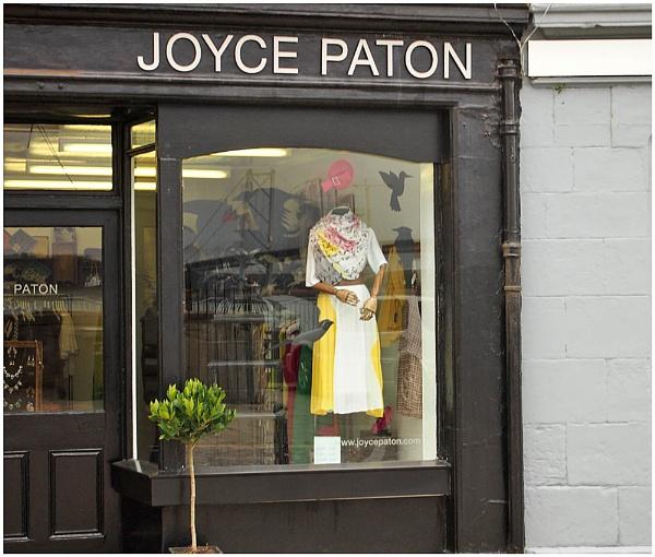 Posh Joyce. by mikbee