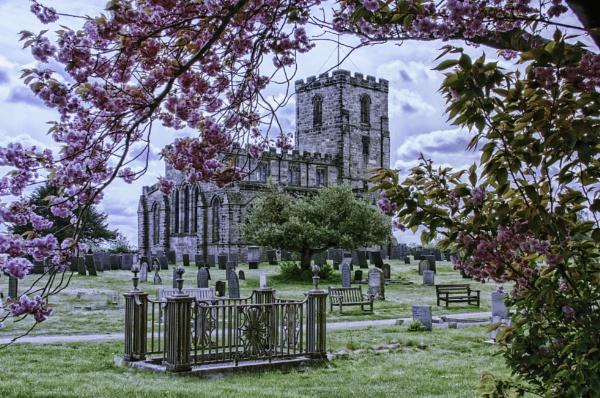 Breedon Church by RLF