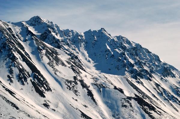 Peaks to Heaven by Rebeak