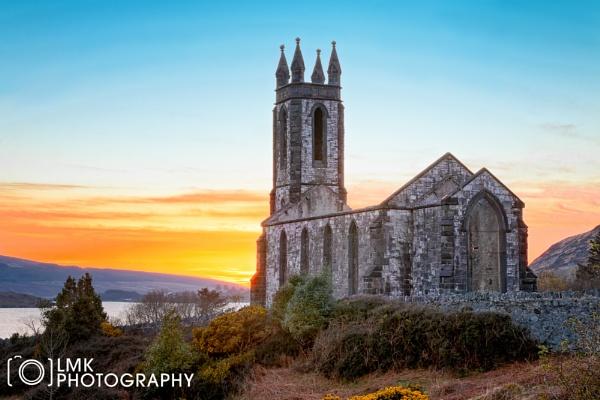 Dunlewey Sunset.. by LMK_Photography