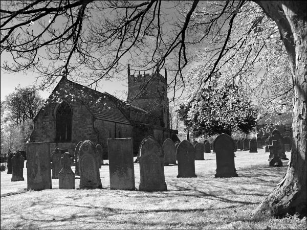 Church in the Peak District by KentishChap