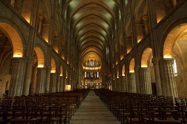 Basilique Saint-Rémi de Reims (France) by senn