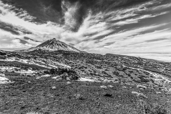 Mount Teide by puertouk