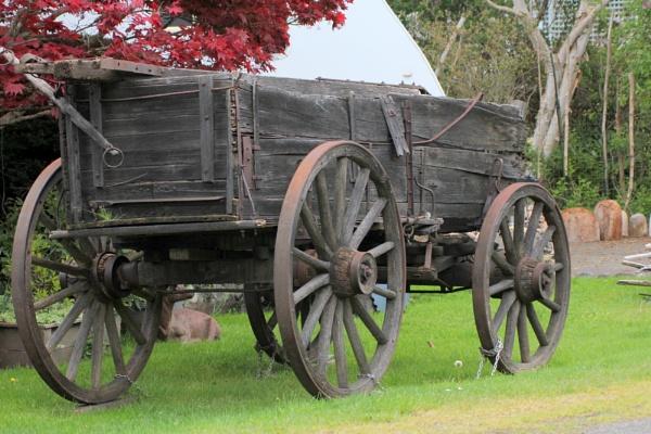 Wagon Wheels by tonyguitar