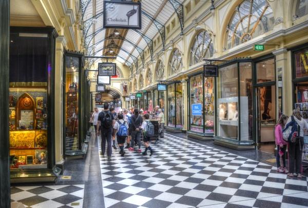 Royal Arcade by ColleenA