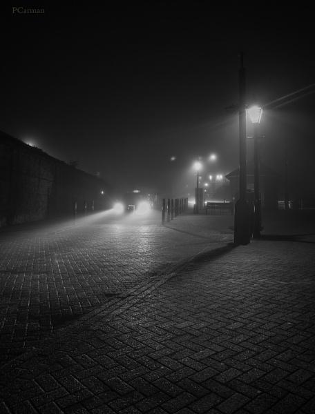 Evening fog by PCarman