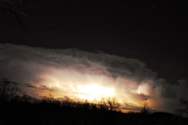 Thunder Cloud by sehrbrock