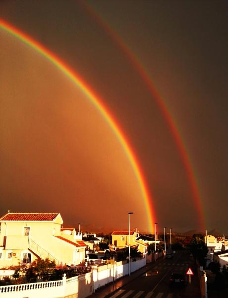 Double Rainbow by Pejadee