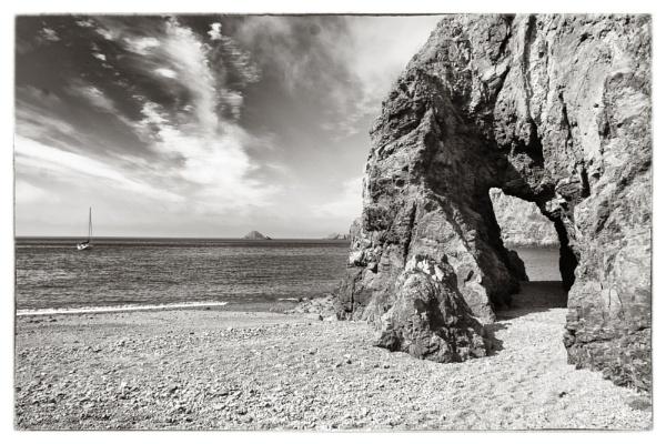 Dixcart Bay, Sark by davidb