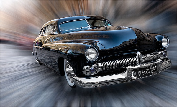 Mercury Coupe by Pricey