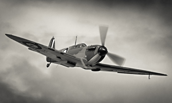 Spitfire by Clactonian