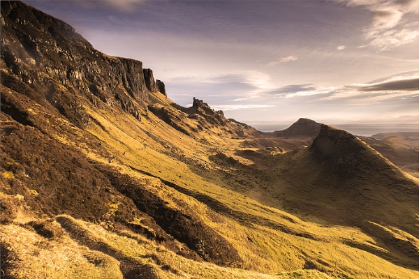 The Quiraing , Isle of Skye by phil99