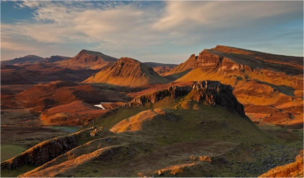 Quiraing by MrBlueSky