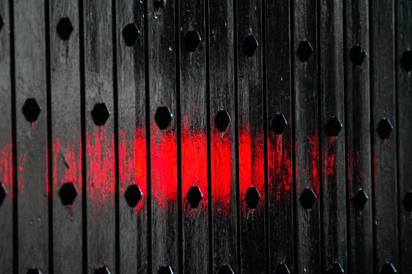 Red reflection by stevedigip