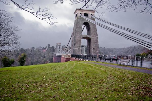 Clifton Suspension Bridge by telstar500