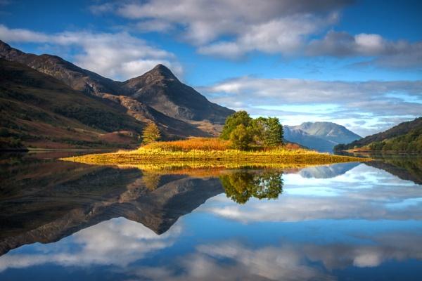 Loch Leven Reflections by braddy
