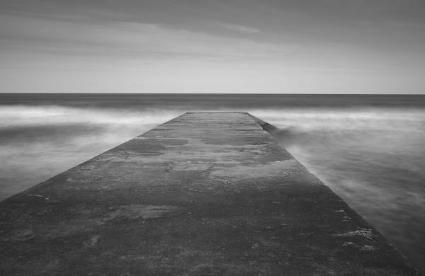 Big lump of concrete! by Kim Walton