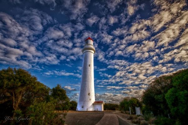 Cape Otway Lighthouse by yosicom