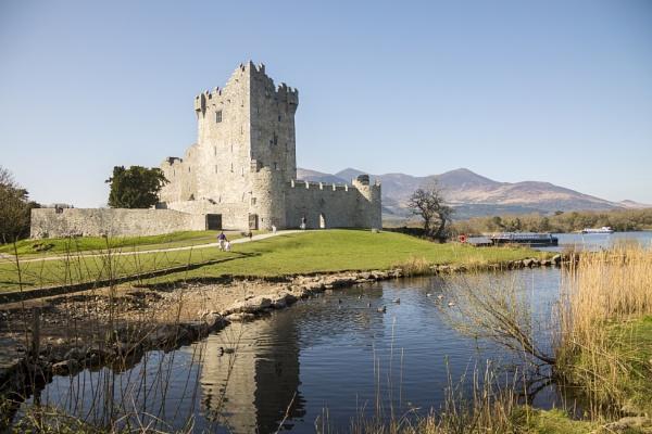 Ross Castle by rogharrison