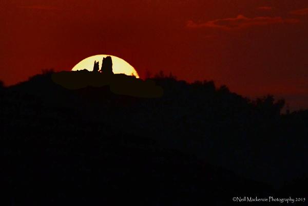 a roman sunset by jimmymack
