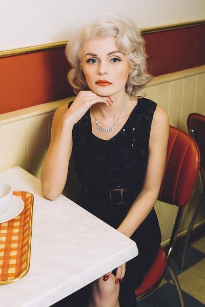 Fran by mariadraganphotography