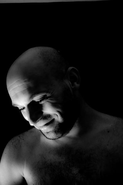 man portrait by derrymaine