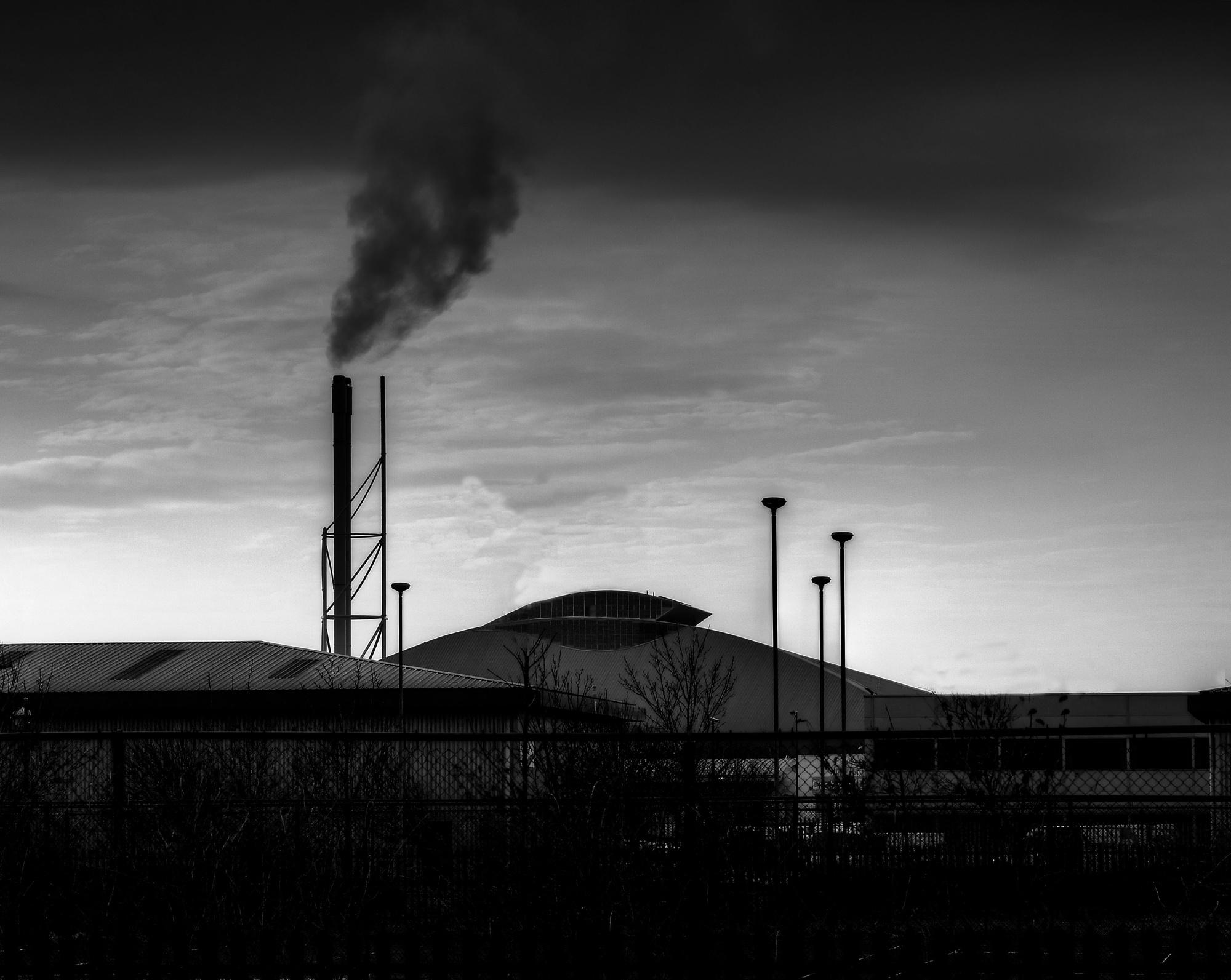 Factory Skyline [1]
